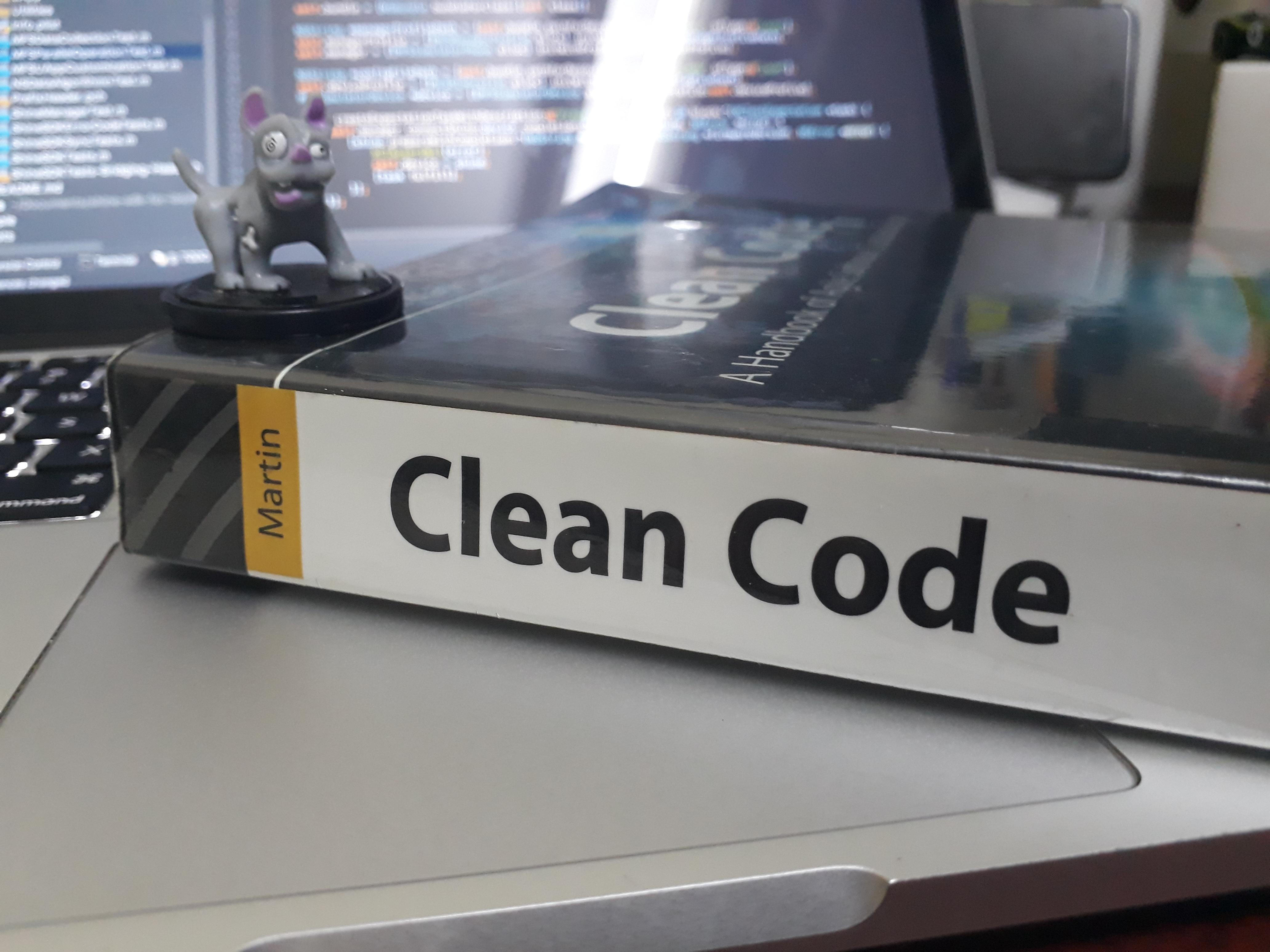 Review Book: Clean Code - Uy Nguyen