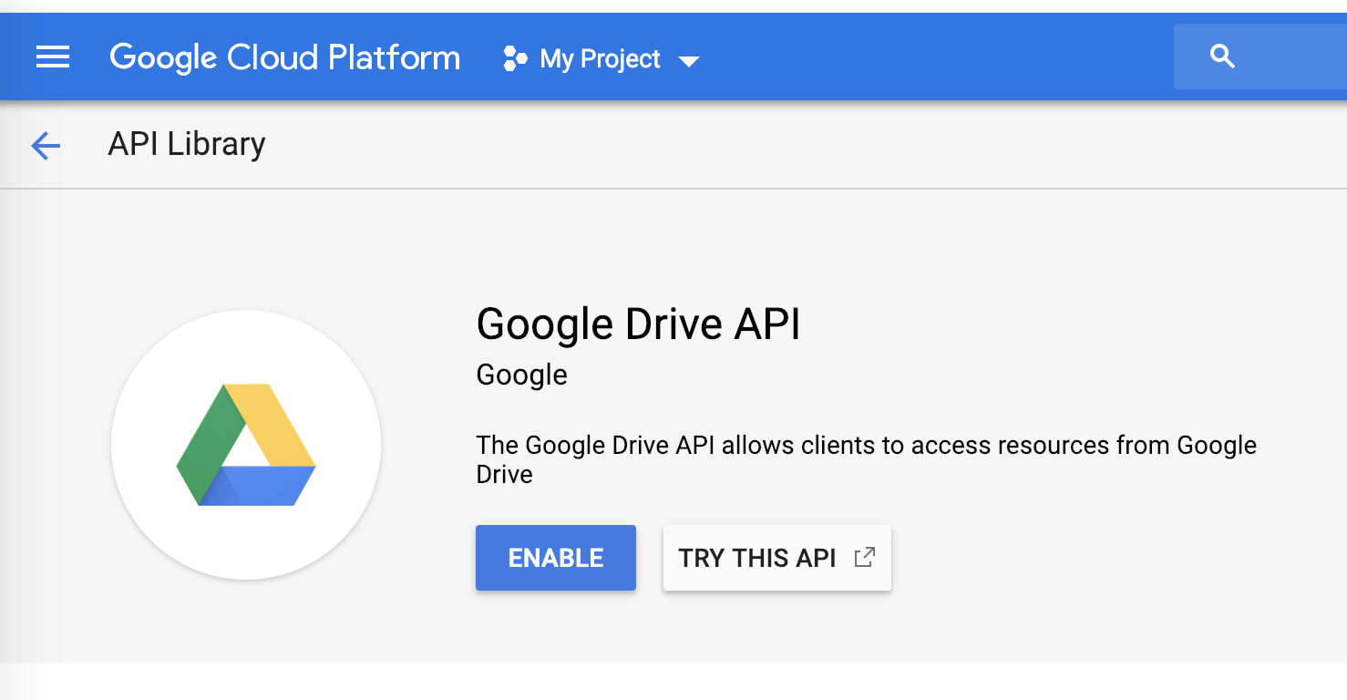 Integrate Google Drive to iOS app   Uy Nguyen